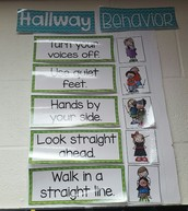 Hallway behavior