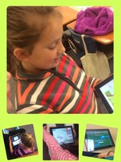 Coding with iPads!