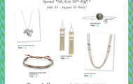 Summer Splash Trunk Show Exclusives