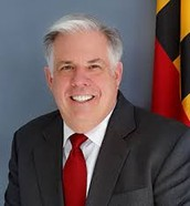 The state of Maryland executive power
