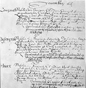 Renee Descartes Graduation Registry