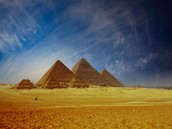 Welcome to the Pyramids of Giza