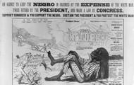 The Oringinal Freedmen's Bureau Poster