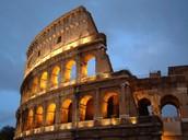 Rome through clothes.