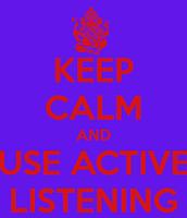 Practice Active Listening
