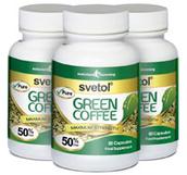 Το συμπλήρωμα διατροφής Svetol Green Coffee