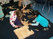 KEVA PLANKS ARE A BIG HIT!