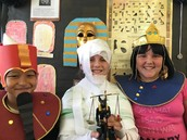 Ancient Egypt in Fourth Grade