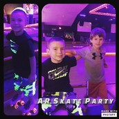 AR Skating Party