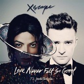 Michael Jackson ft. Justin Timberlake (New Version) - Love Never Felt So Good