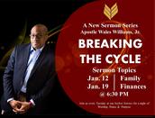 January Sermon Series