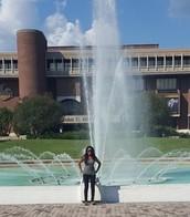 Gotta take that classic fountain picture