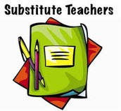 Need a Substitute Teacher?