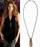 Windsor Tassle necklace