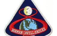 Apollo 8 patch