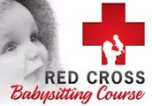 Babysitting Training from the American Red Cross brings the best in child development and safety training. This training builds confidence to hold, feed & care for infants. It teaches how to work with children safely & how to deal with emergencies!
