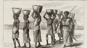 Enslaved people