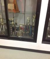Trophy Case Door