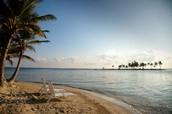 Our Beach Area