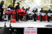 Steel Band and Music Haven Concert