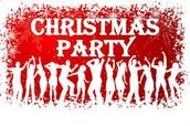 RUSH HOUR - Christmas Party