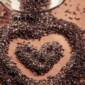 Will Sprite help chia seeds expand larger than in water?