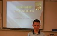 Mockingbird Book Presentation