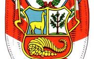 The Flag Of Peru