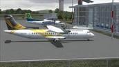 Benito Salas Airport