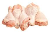 Piezas de Pollo