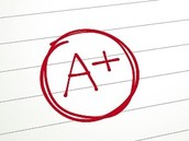 We also get excellent grades!