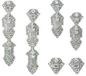 Casablanca chandeliers (wear 3 lengths) $30