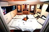 First Class suite