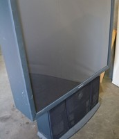 "Phillips 64"" Projection Television"