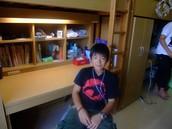 Dorm in junior high school