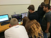 2/2 Maker Monday: Field Trip to Digital Video Room to Use the 3-D Printer