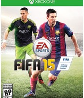 cover of fifa 15