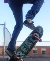 SKATE BOARDING My Passion