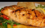 Ever-Popular Rosemary Grilled Salmon!