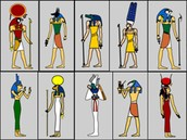 Gods and Godess Of Ancient Egypt