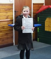 Bronze Certificate (100 plus points)