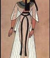 Queen dress Egypt