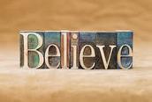 always believe in your self
