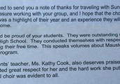 Thank you Ms. Cook