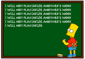 Plagiarize