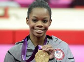 When she won in the Olympics.