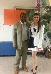 Ms. Texas visit Macon