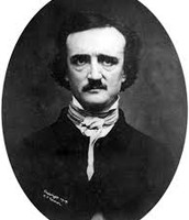 The author Edgar Allan Poe