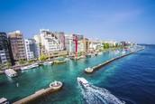 Capital of the Maldives