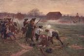 Lexington and Concord 1775
